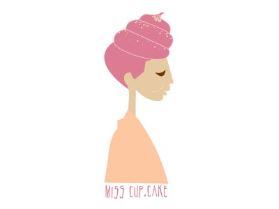 Miss Cupcake cup cake