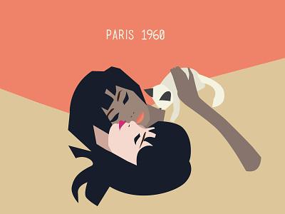 Paris1960 illustration paris