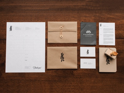 Personal Identity Package identity branding logo kristian vancouver package packaging typography monogram mark