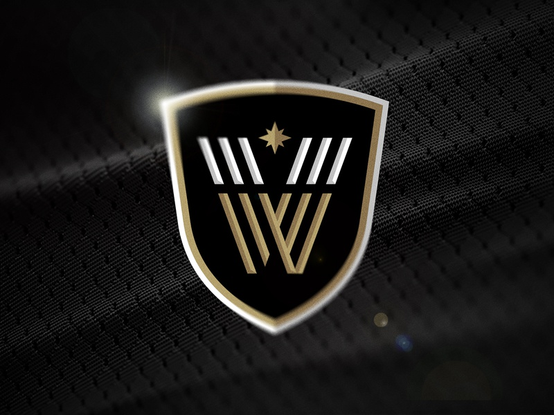 Vancouver Warriors agency warriors star shield professional sports nll lacrosse art direction icon mark logo branding vancouver identity