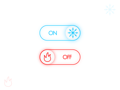 Daily UI 015 - On/Off Switch