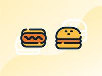 Hotdog or Burger
