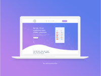 UI/UX for Octium - Cryptocurrency Exchange Platform