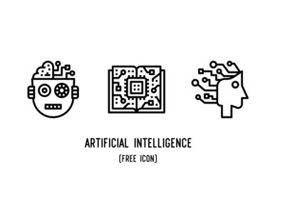 Artificial intelligence (Free icon)