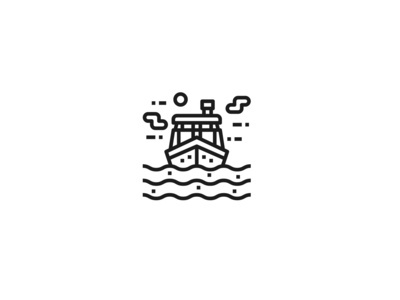 Boat icon (Free download)