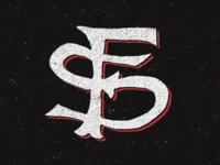 Fresno State Monogram
