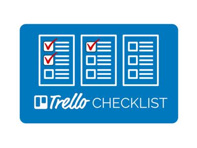 Trello Checklist  free online marketing checklist trello