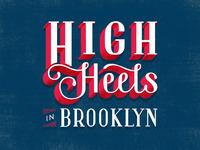 High heels brooklyn web