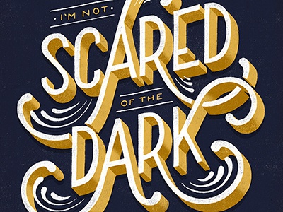 I'm Not Scared of the Dark