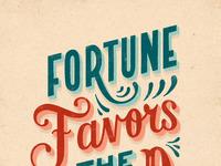 Fortune 24x32