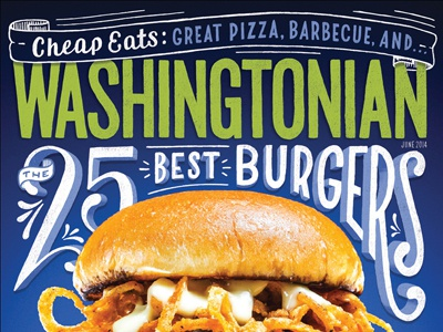 Washingtonian dribbble