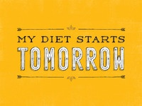 Diet tomorrow compressed