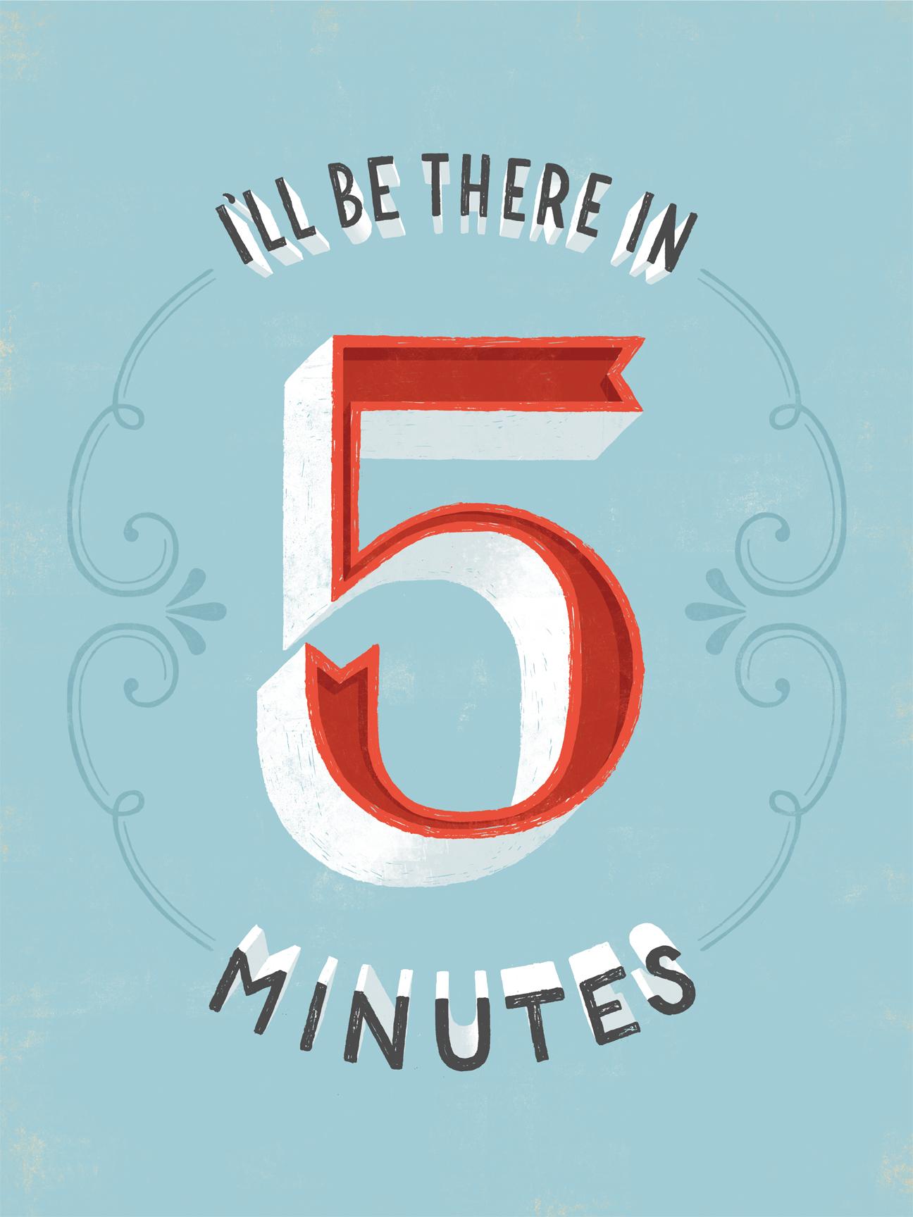 5 minutes web