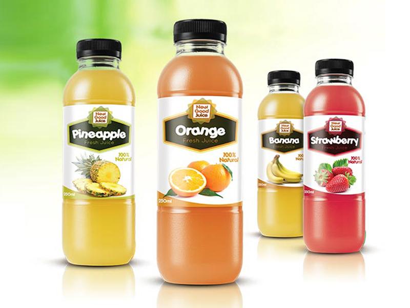 juice bottle mockup by artsigns dribbble