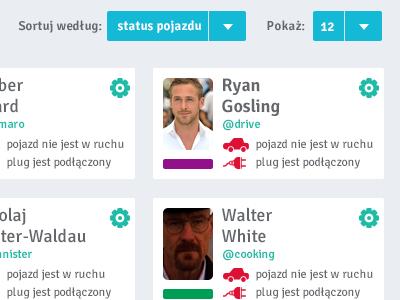 user profile metro style