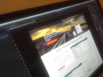 Working on full responsive website a web app #2