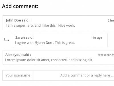Comments system whiteravens.pro