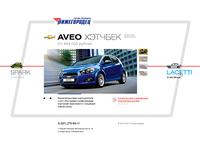 Car profile page