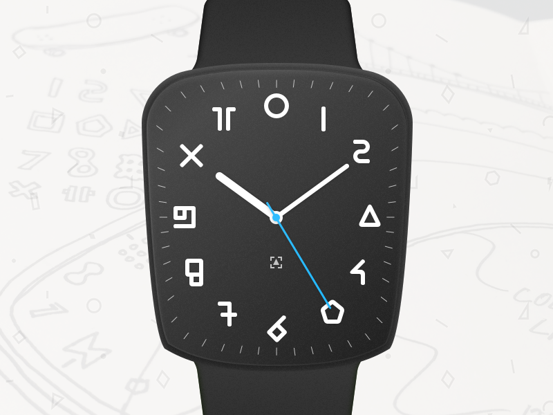 Watchface watch dream