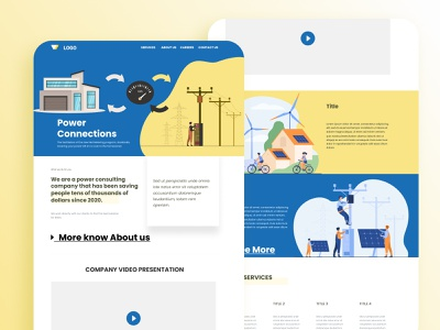 Website Design Template prototype business designer web design branding webdesign template builder templatedesign template design templates template