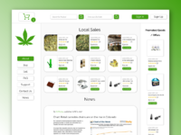 Marketplace for Weed and Vaporizers