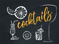 Top Trending Coctails
