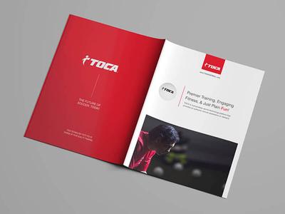 Marketing Collateral Design, Print Brochure