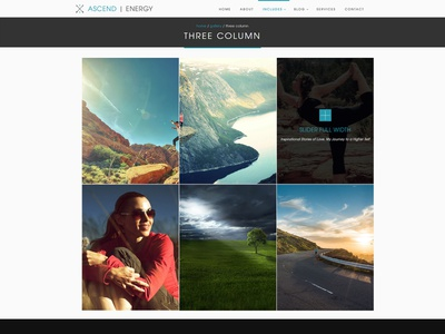 Creative Blog Site Design blog template wordpress blog theme web design wordpress theme wordpress blog