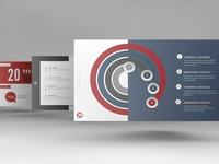 Infographic Data Designs in Microsoft Powerpoint