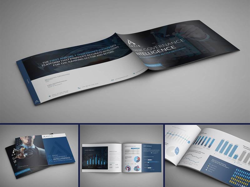 Print and Digital Brochure Design print brochure brochure design infographics infographic design powerpoint template powerpoint presentation