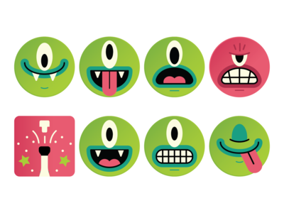 Discord Emotes illustrator illustration