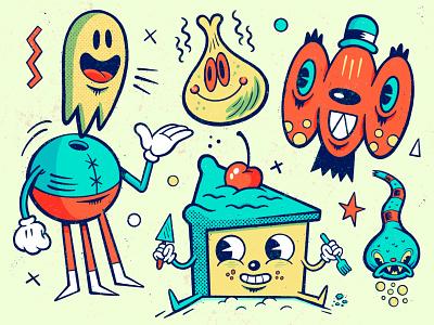 Randoms #11 sketchbook sketch applepencil ipadpro procreate illustration