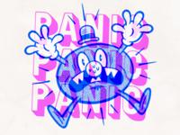 PANIC PANIC PANIC applepencil ipadpro procreate illustration