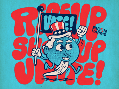 Rise Up - Show Up - Unite!