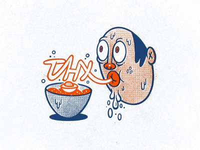 Thx ramen applepencil ipadpro procreate illustration