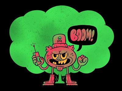 BOOM! sketchbook sketch applepencil ipadpro procreate illustration