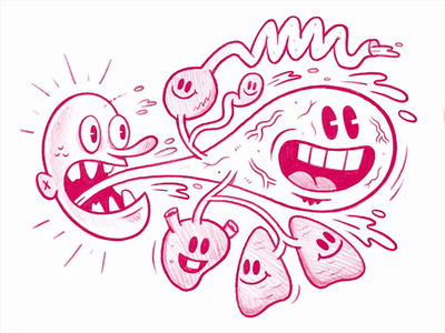 Gutz doodle sketchbook sketch applepencil ipadpro procreate illustration