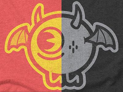 Lil' Demon T-shirt on Threadless tshirtdesign tshirt illustration