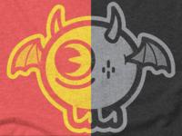 Lil' Demon T-shirt on Threadless