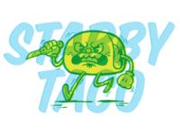 Stabby Taco Overprint