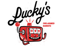 Lucky's One-Armed Bandits