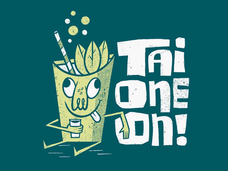 Tai One On! applepencil ipad procreate ipadpro illustration