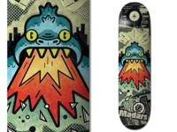 Skateboard for Element Brand