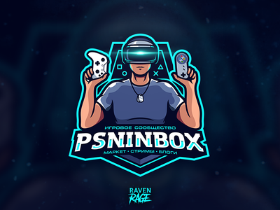 logo for console gaming community