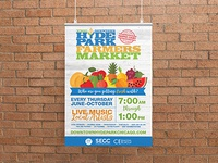 Hyde Park Farmers Market | Poster