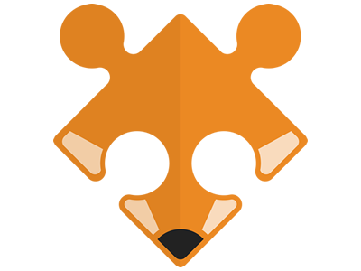 Firefox Addons Design Contest puzzle addon fox
