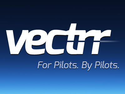 Vectrr pilot flight aviation