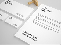 Free Stationary Mock up