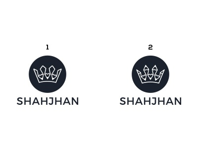 Guys which one is good to go personal logo help choose logo