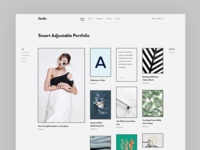 Quillo WordPress Portfolio Theme
